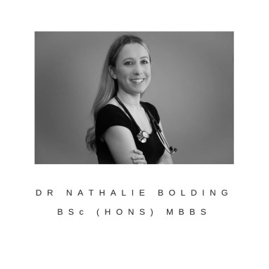 Aesthetic Doctor Nathalie Bolding